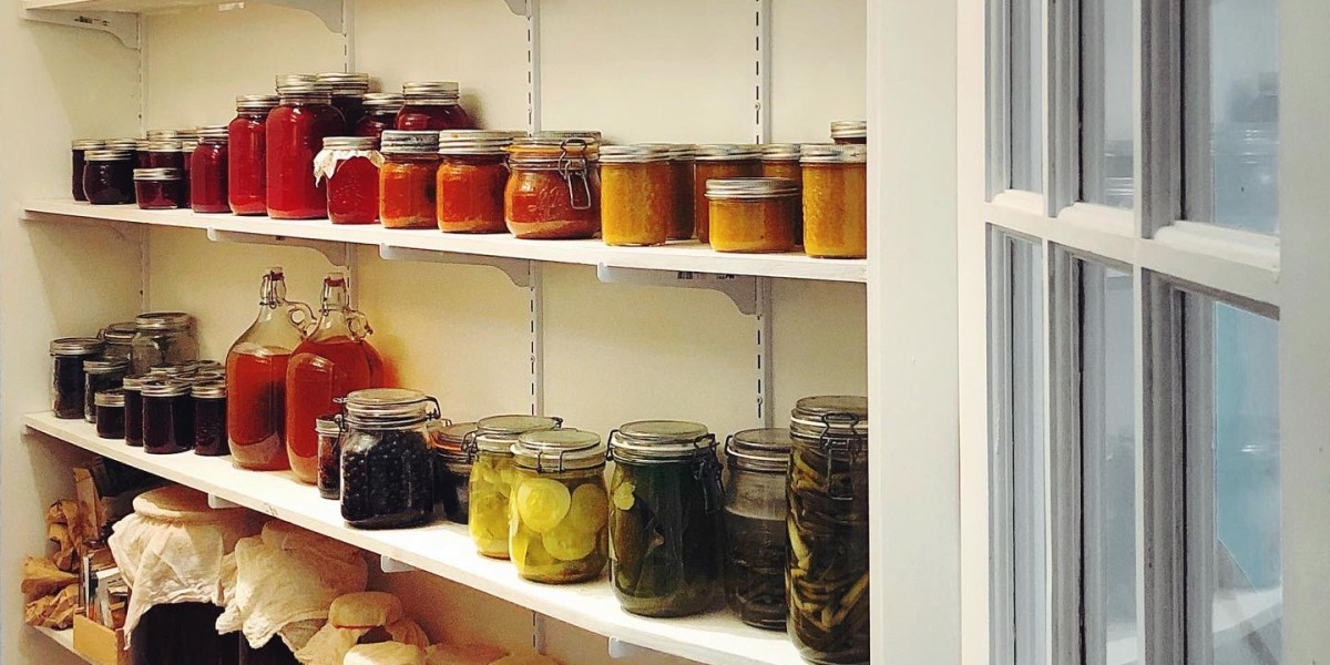 the resilient pantry