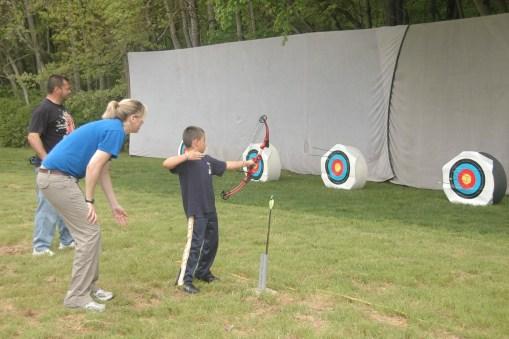 archery in turkey swamp park