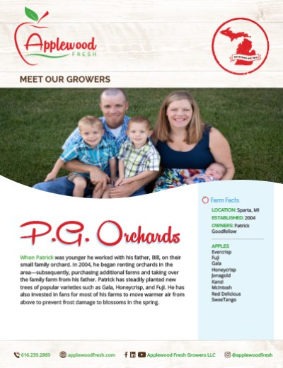 PG Orchards