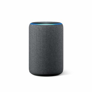 All-new Amazon Echo 3rd Generation Smart speaker with Alexa Charcoal Fabric
