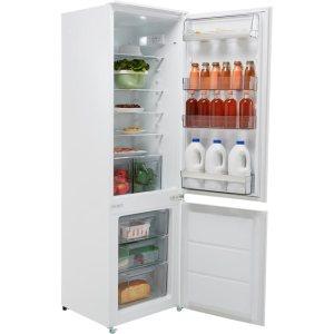 AEG SCB6181XLS Integrated Fridge Freezer in White
