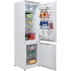 AEG SCB6182VNS Integrated Fridge Freezer Frost Free in White