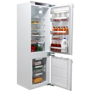 AEG SCE8182XNC Integrated Fridge Freezer Frost Free in White
