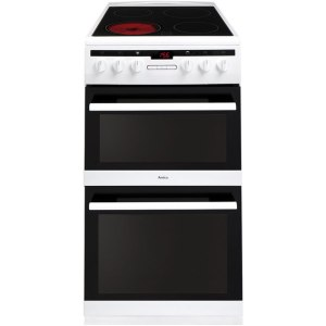 Amica AFC5550WH Free Standing Cooker in White