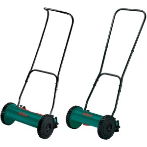 Bosch AHM38G Lawnmowers in Green
