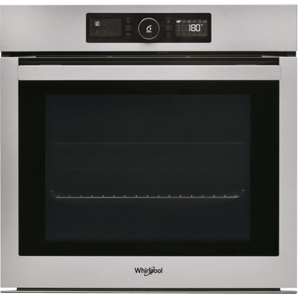 Whirlpool Absolute AKZ96230IX Integrated Single Oven in Stainless Steel
