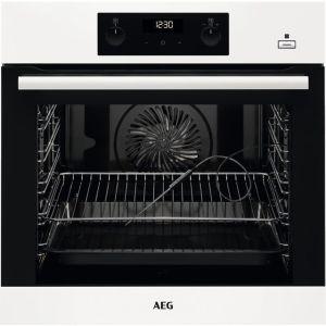 AEG BEB355020W Integrated Single Oven in White