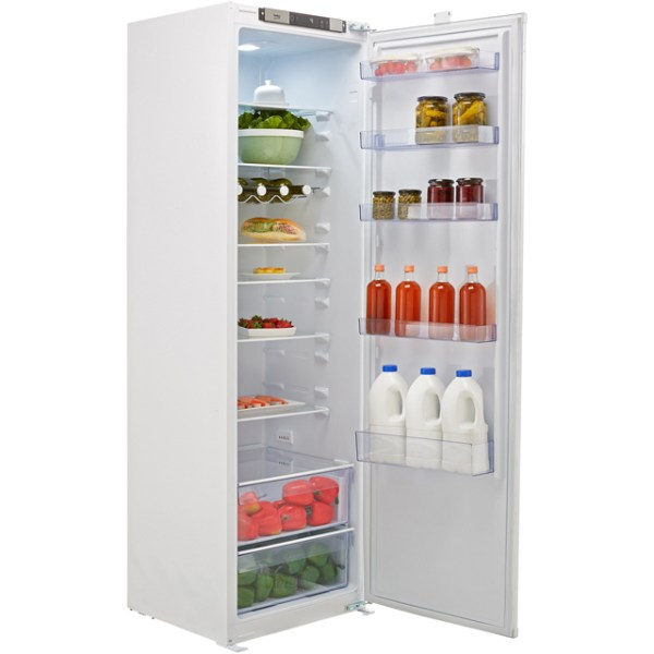 Beko BLSD1577 Integrated Larder Fridge in White