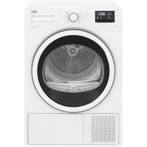 Beko DHR73431W Free Standing Heat Pump Tumble Dryer in White