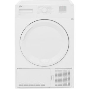 Beko DTGC7000W Free Standing Condenser Tumble Dryer in White