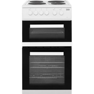 Beko KD533AW Free Standing Cooker in White