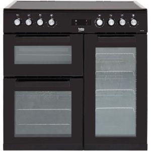 Beko KDVC90K Free Standing Range Cooker in Black