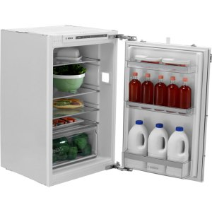 Bosch Serie 4 KIR21VF30G Integrated Larder Fridge in White