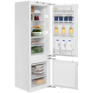 Bosch Serie 6 KIS87AF30G Integrated Fridge Freezer in White