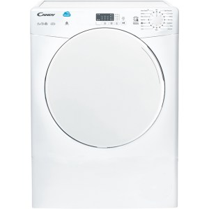 Candy CSV9LF Free Standing Vented Tumble Dryer in White