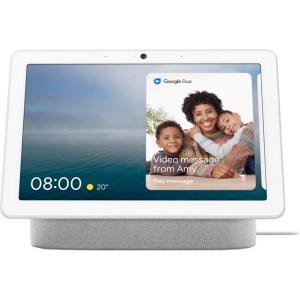 Google Nest Hub Max GA00426-GB Smart Speaker in Chalk