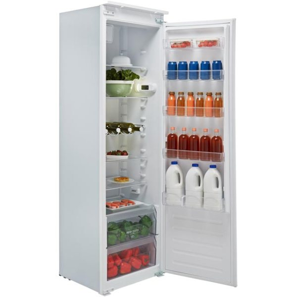 Hotpoint Day1 HS1801AA.1 Integrated Larder Fridge in White