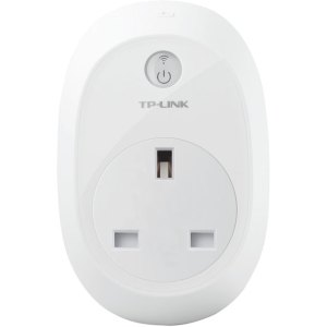 TP-Link WiFi Smart Plug with Energy Monitoring HS110 Smart Plug in White