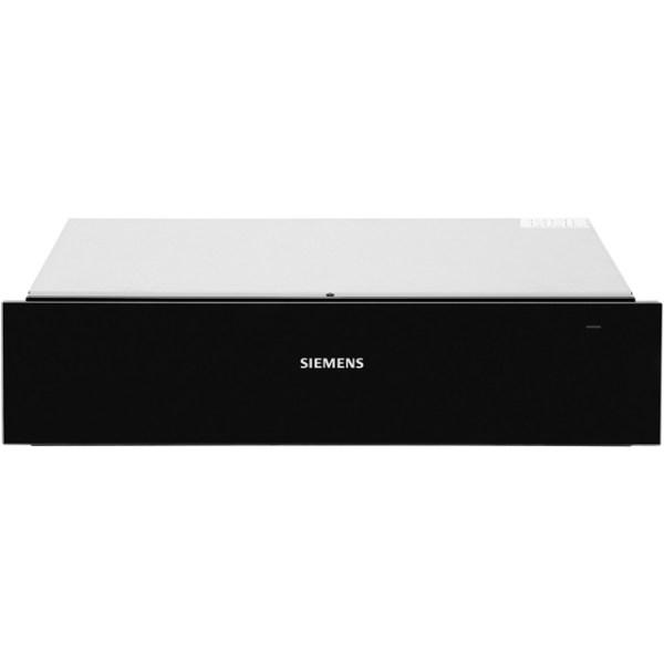 Siemens IQ-700 BI630CNS1B Integrated Warming Drawer in Black