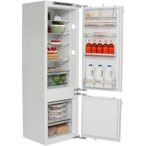 Siemens IQ-500 KI87SAF30G Integrated Fridge Freezer in White