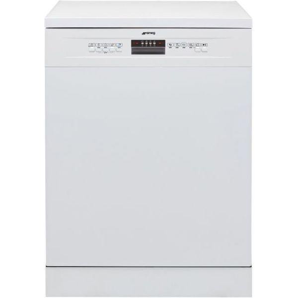 Smeg DFA12E1W Free Standing Dishwasher in White