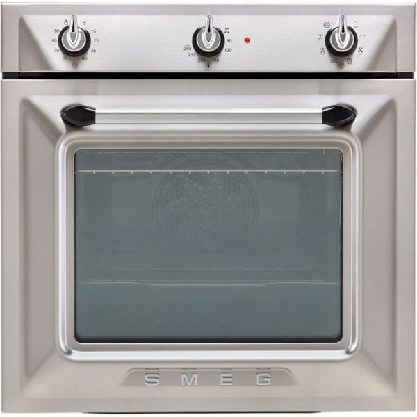 Smeg Victoria SF6905X1 Integrated Single Oven in Stainless Steel