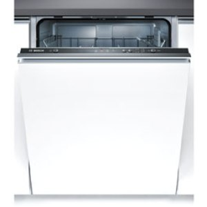 Bosch Serie 2 SMV40C00GB Integrated Dishwasher in Black