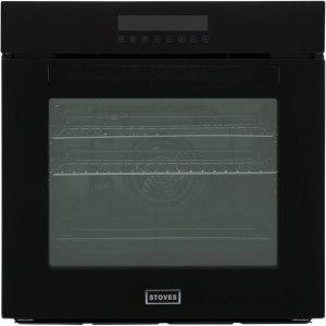 Stoves SEB602TCC Integrated Single Oven in Black