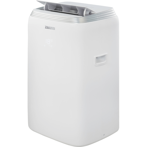 Zanussi ZPAC11001 Air Conditioner in White