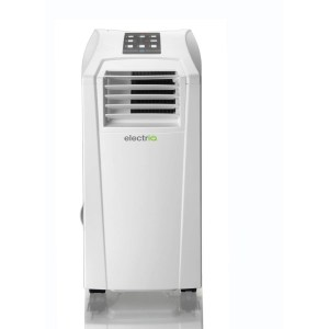 GRADE A3 - AirFlex 14000 BTU 4kW Portable Air Conditioner with Heat Pump for Rooms up to 38 sqm