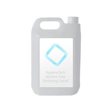 Hygiene Tech Alcohol-free sanitising liquid