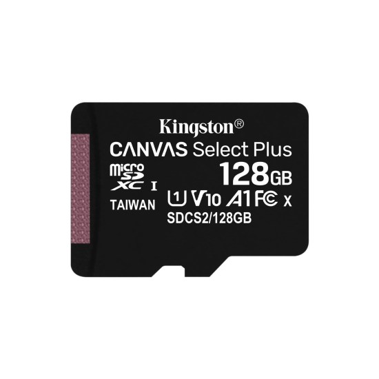 Kingston Canvas Select Plus 128GB UHS-1
