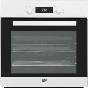 Beko EcoSmart BIF22300W Built In Electric Single Oven - White - A Rated