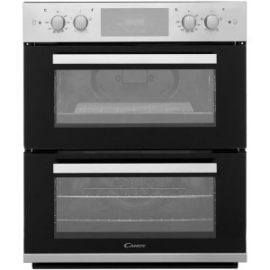 Candy FC7D415X Built Under Double Oven - Stainless Steel - A/A Rated
