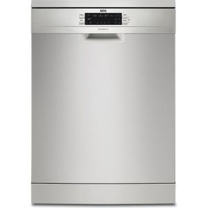 AEG FFE62620PM Standard Dishwasher - Stainless Steel - A++ Rated