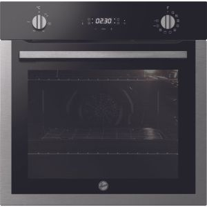 Hoover H-OVEN 300 HOC3UB3158BI WF Wifi Connected Built In Electric Single Oven - Black / Stainless Steel - A+ Rated