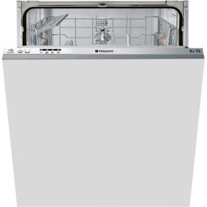 Hotpoint Aquarius LTB4B019 Fully Integrated Standard Dishwasher - Grey Control Panel with Fixed Door Fixing Kit - A+ Rated