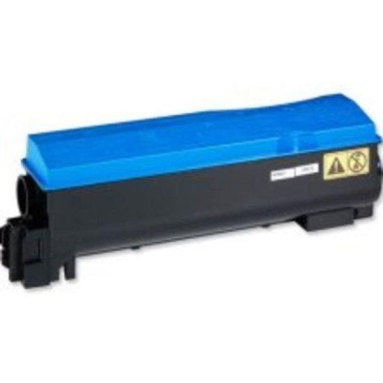 Kyocera TK-560C Cyan Laser Toner Cartridge - 10,000 Pages