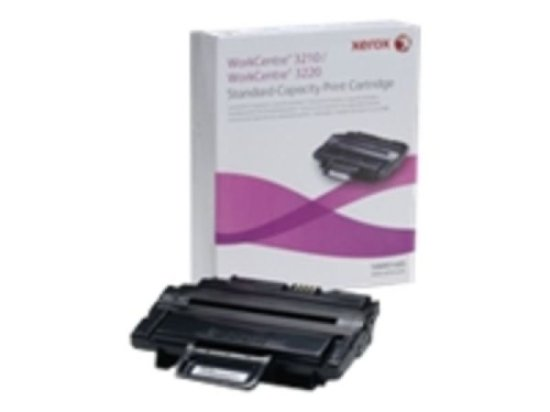 Xerox WorkCentre 3210/3220 Black Toner Cartridge 106R01485