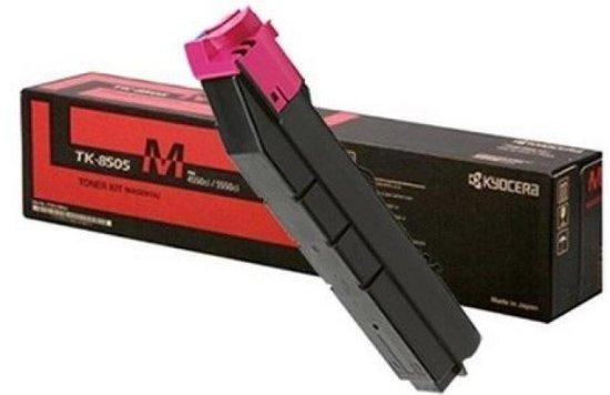 Kyocera TK 8505M Magenta Toner Cartridge