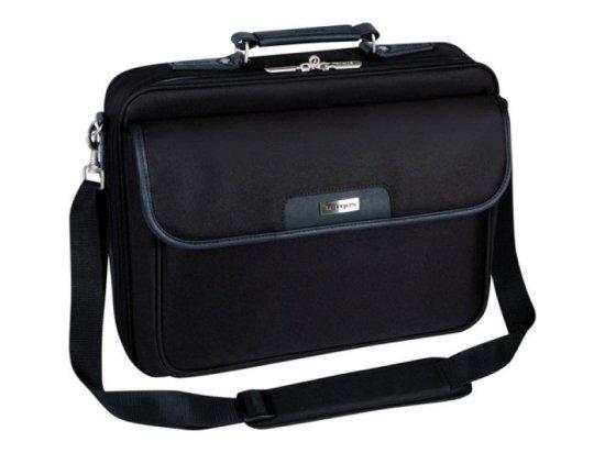"Targus CN01 Notepac Carry Case Nylon Black for up to 15.4"" Laptop"