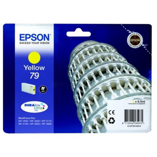 Epson 79 DURABrite Yellow Ink Cartridge