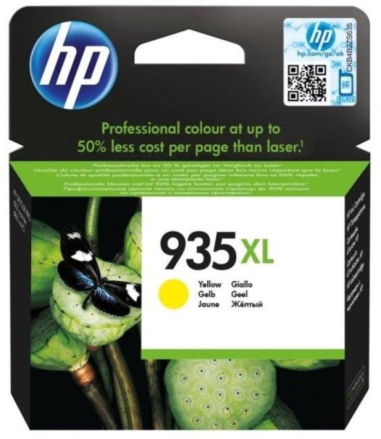 HP 935XL Yellow Ink Cartridge - C2P26AE
