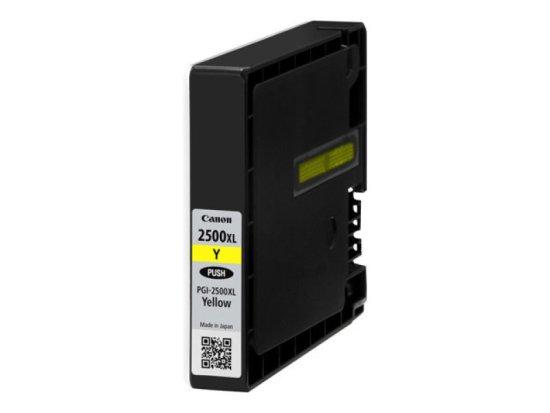 Canon PGI-2500XL High Yield Yellow Inkjet Cartridge