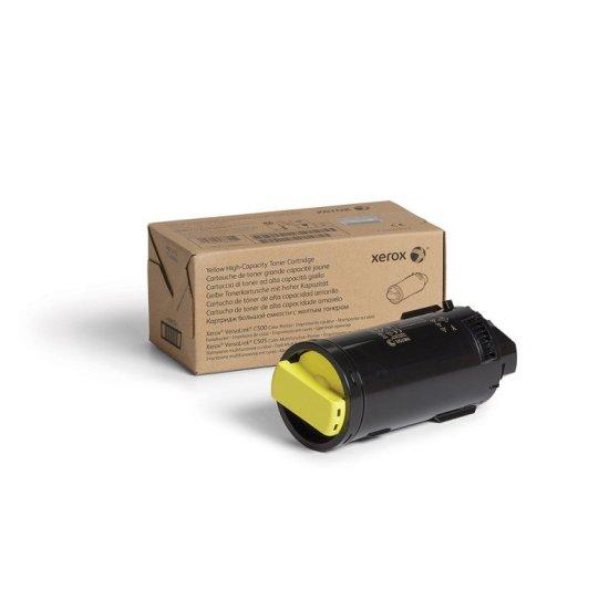 Xerox VersaLink C50X Yellow High Cap Toner - 106R03872