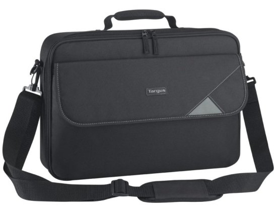 "Targus Notebook Case - For Laptops up to 15.6"" - Black"