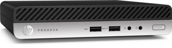 HP ProDesk 400 G5 Desktop Mini PC, Intel Core i5-9500T 2.2 GHz, 8GB DD