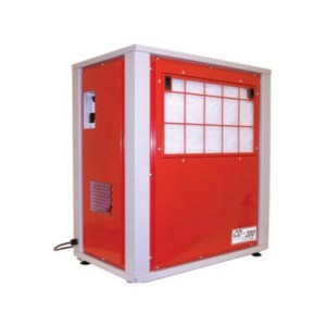Ebac CD200 industrial dehumidifier