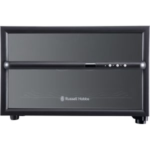 Russell Hobbs RH8WC1 Wine Cooler - Black - A Rated