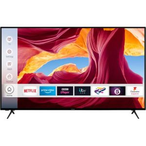 """Techwood 65AO9UHD 65"""" Smart 4K Ultra HD TV With Dolby Vision and Works With Alexa"""